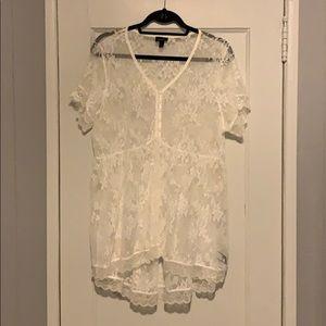 Beautiful white shirt
